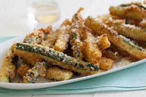 courgette frieten