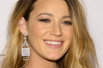 blake lively, moeders