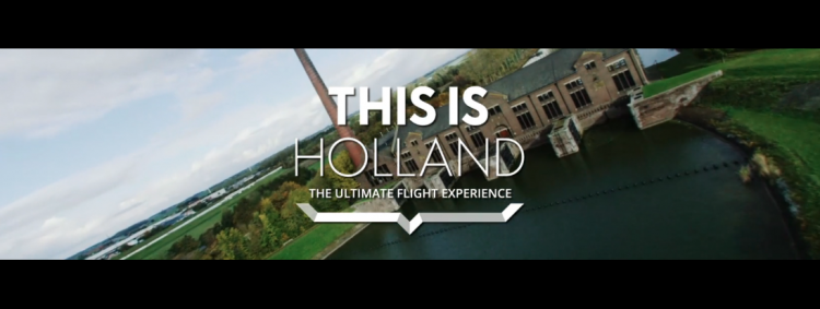 Spannend! Vlieg in 5D over heel Nederland bij This Is Holland in Amsterdam