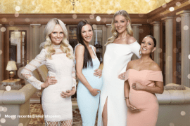 Guilty pleasure alert: de serie Yummy Mummies op Netflix